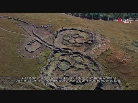 Transformation  (7/7), Ubuntu Movement, Stone circles and free energy by Michael Tellinger