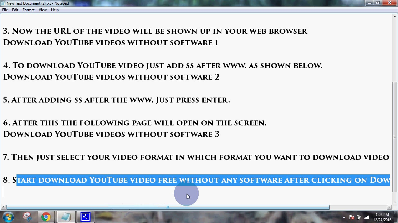 Download youtube videos without any software youtube download youtube videos without any software ccuart Gallery