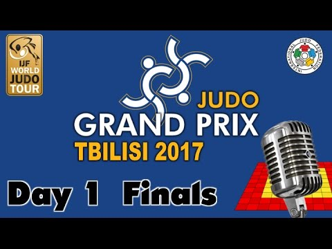 Judo Grand-Prix Tbilisi 2017: Day 1 - Final Block