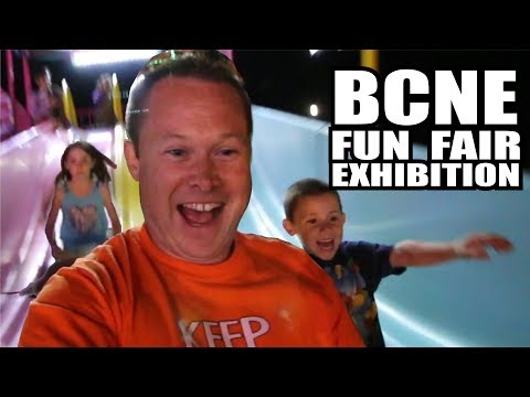 BCNE Prince George Exhibition - Way more than a FUN FAIR