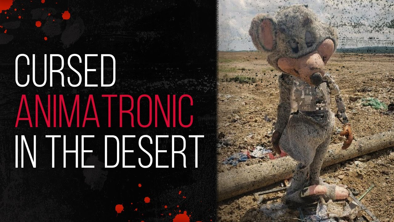 There's A Cursed Animatronic In The Desert – Chuck E Cheese Creepypasta
