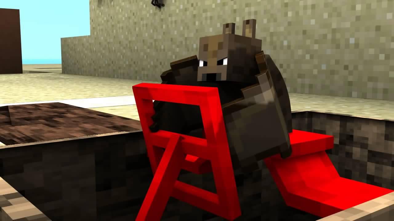 Monster School Preschool Drag Race! Minecraft Animation - YouTube