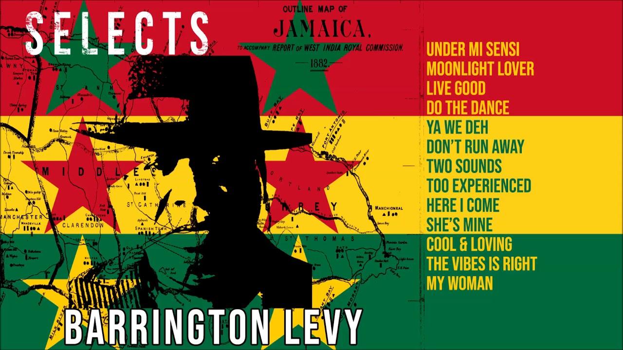 Barrington Levy Mix - Best Of Barrington Levy - Reggae Lovers Rock & Dancehall (2018) | Jet Star