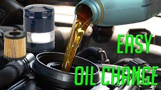 ✔ Oil change 2.0 HDI, TDCI, D, Citroen, Peugeot, Volvo, Ford 2.0 PSA engine