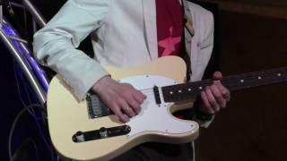 Oleg Zavialov - Guitar solo from Дума Alexey Kozlov Club 01.12.2016 1