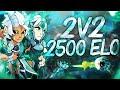 Brawlhalla 2500+ ELO | Ranked 2v2