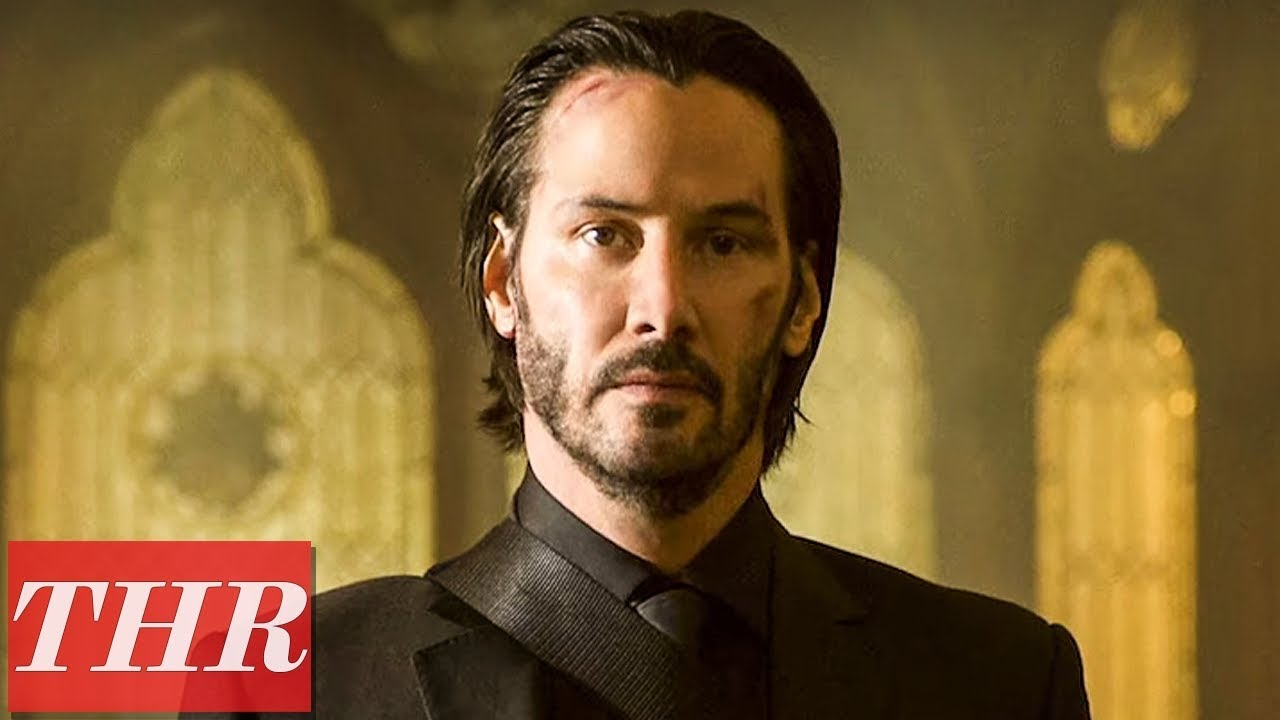 'John Wick 3': Keanu Reeves' Shapeshifting Career Onscreen | Heat Vision