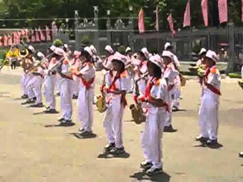 THCS Võ Thành Trang Q.Tân Phú - Hội thi nghi thức Đội 2011 - Phần 3.flv