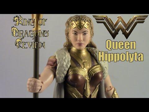 DC Comics Multiverse - Wonder Woman: Queen Hippolyta Review