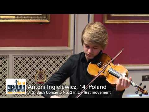 Antoni Ingielewicz, 14, Poland