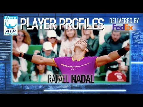 Rafael Nadal Nitto ATP Finals Player Profile 2017