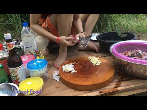 Thumbnail: Amazing Cute Khmer Girl Cooking Khor Trey-Healthy and Delicious Traditional Khmer Food-Fish Recipes