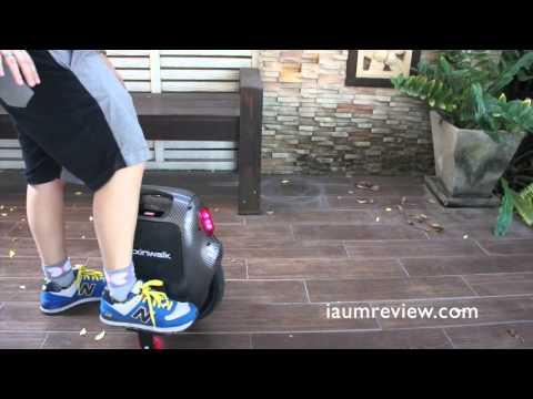 [HD] รีวิว CXINWALK จักรยานไฟฟ้าล้อเดียว แบบไทยไทย : ล้อเดียวก็เฟี้ยวได้