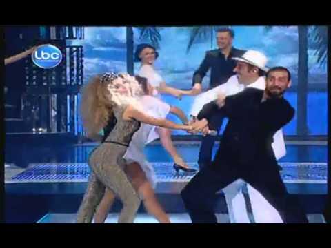 Celebrity Duets 3 - Mario Bassil & Myriam Fares - La Bamba - Prime 10
