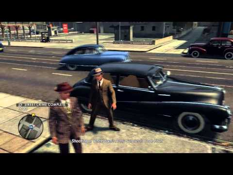 LA Noire - Officer Speirs - Gay Cowboys
