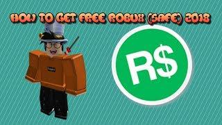 Como obter livre Robux sem ficar banido (não Clickbait)
