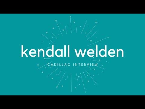 Kendall Welden Cadillac interview
