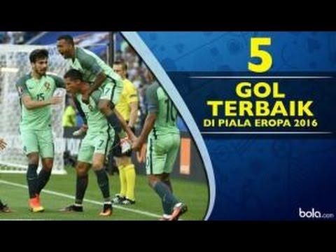 5 Gol Terbaik di Ajang Piala Eropa 2016