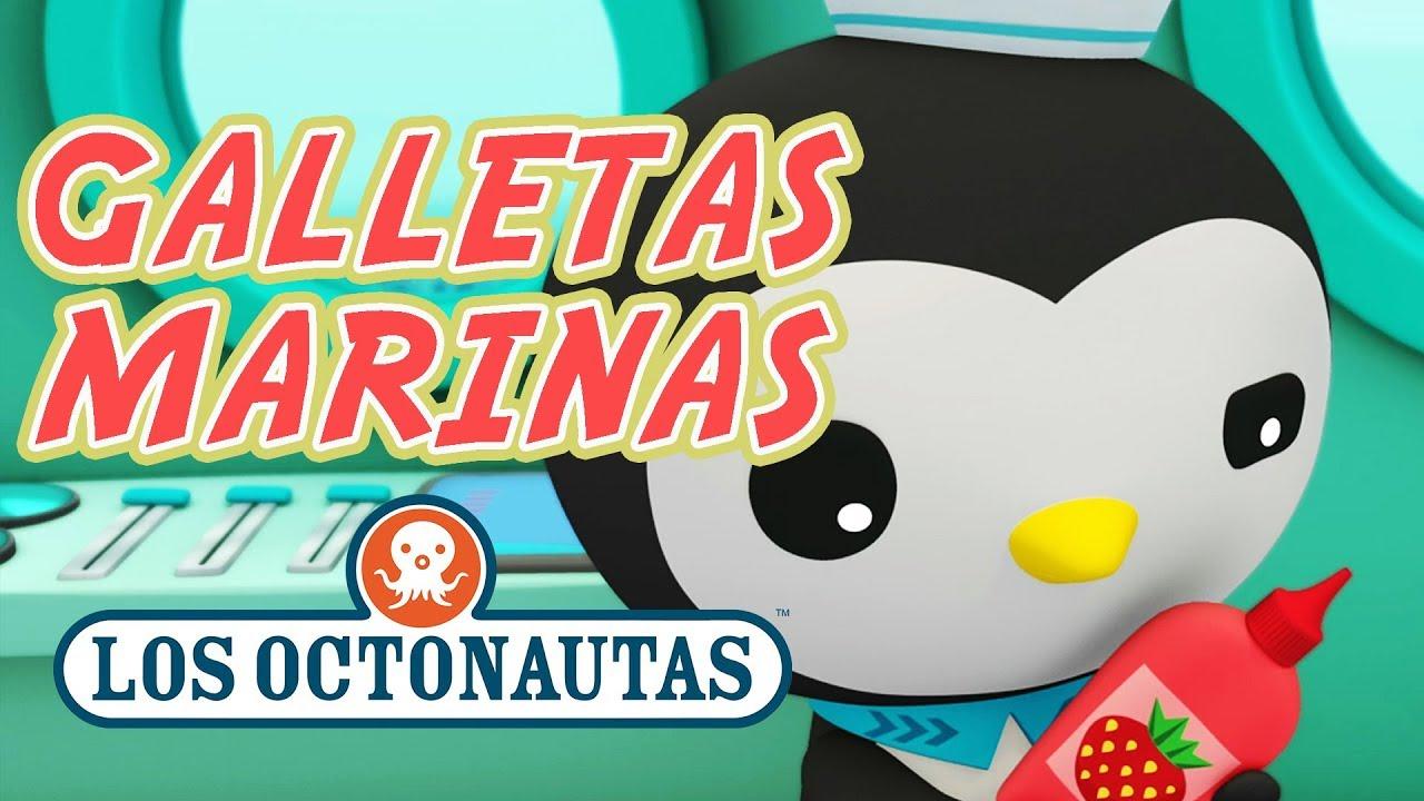 Los Octonautas Oficial en Español - Galletas Marinas | Compilación De Aventuras y Comida