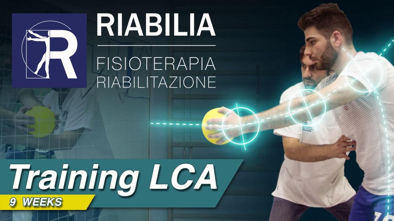 Training LCA – 9 week