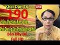Khai Dân Trí - Lisa Phạm Số 190 Live Stream Ngày 2/7/2017