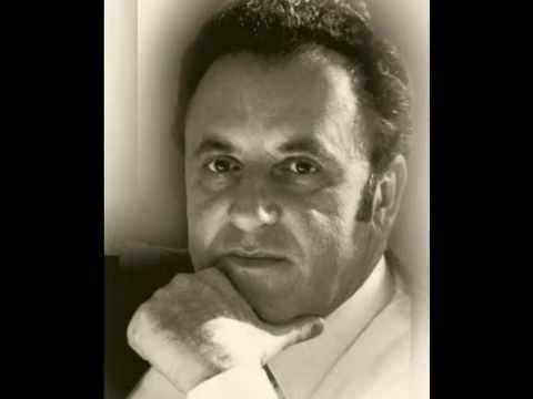 Carlo Bergonzi Sings Mascagni's Serenata (New York, 1977)
