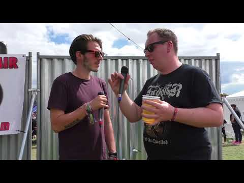 Winterfylleth Interview Bloodstock Festival 2017