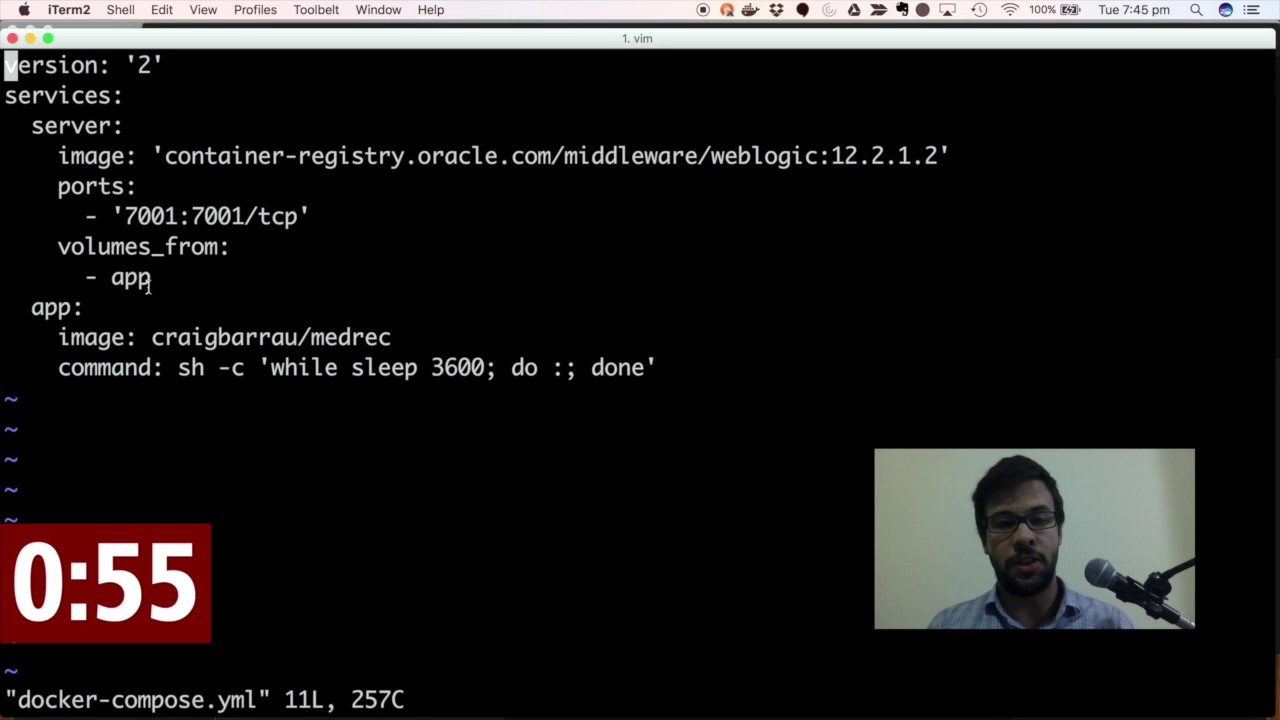 Supercharge your Java apps running on WebLogic with Docker