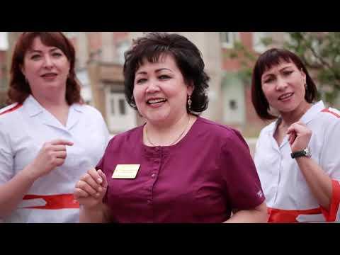 Работа моей мечты. Старшие медсестры Городской больницы №3 г.Стерлитамак