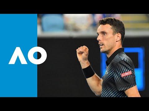 Roberto Bautista Agut triumphs over Marin Cilic in 5 sets! (4R) | Australian Open 2019
