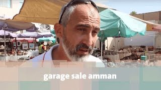garage sale amman