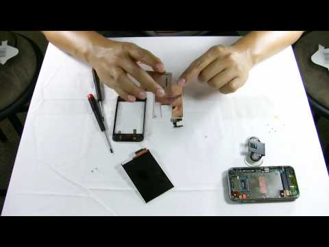 Change LCD iPhone 3G: Thai Version Part2