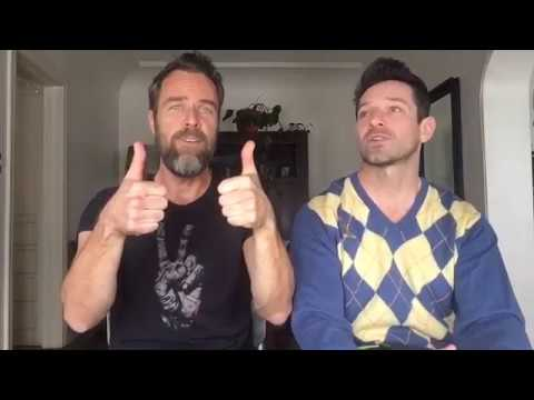 JR Bourne and Ian Bohen Facebook Q&A  20170204