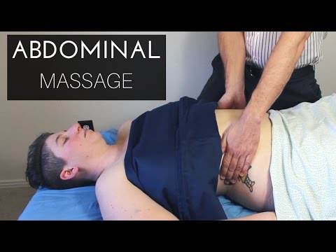 Tutorial: Abdominal massage, belly breathing, and the vagus