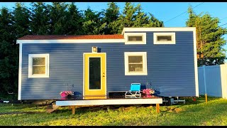 Amazing 26' Tiny House For Sale Tiny House On A Trailer