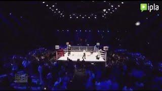 Tomasz Adamek - Przemysław Saleta - Polsat Boxing Night - początek walki
