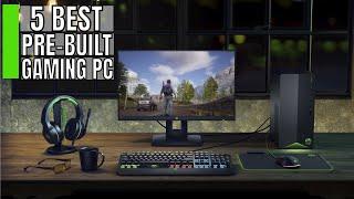 Best pre built gaming pc - desktop in 2020 | 5 pc's for