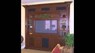 Interior & Exterior Designs, Inc., - Entertainment Centers