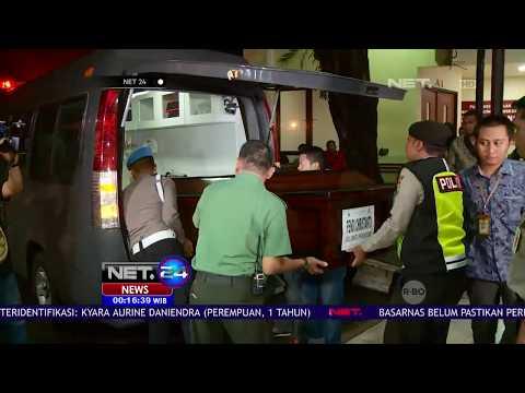 Tim DVI Kembali Identifikasi 6 Jenazah Korban Lion Air JT 610   NET24 Mp3
