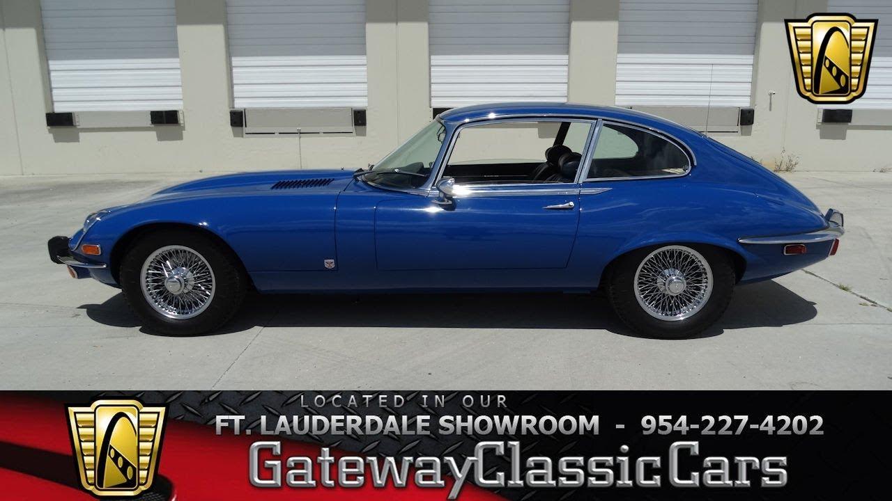 539 Ftl 1973 Jaguar Xke Youtube 1970 Xj6 Blue Interior
