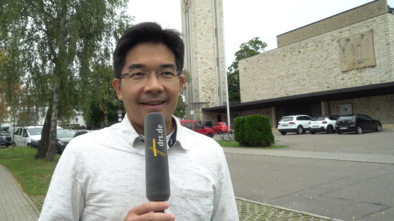 """""""Ich bin Kirchengemeinderat, weil..."""" - mit Thanh-Tung Nguyen"""