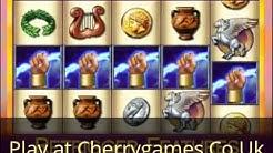 Zeus Video Slot - WMS online Casino games