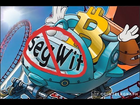 Bitcoin Segwit - A Fractionally Reserved Blockchain?
