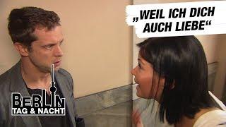 Berlin - Tag & Nacht - Basti gesteht Mandy seine Liebe! #1518 - RTL II