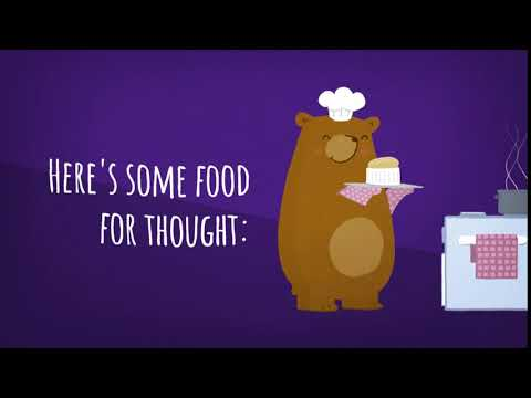 Cooking Bear Facebook Ad Video Template