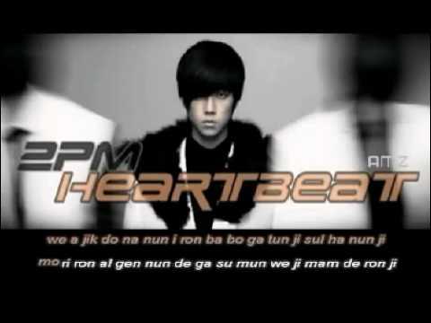 YouTube - 2PM - Heartbeat [Sing-Along] w_ Simple Romanji Lyrics.flv