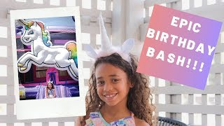 EPIC BIRTHDAY BASH | Britt's Space |
