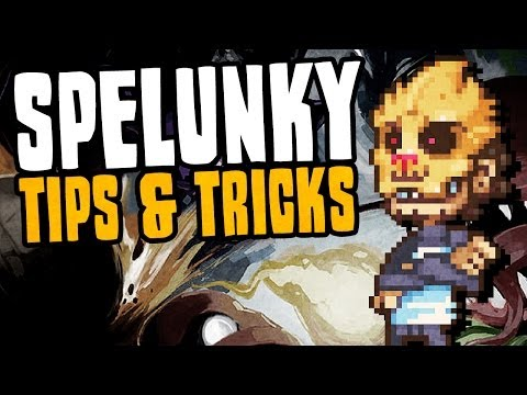 Spelunky - Best Tips & Tricks!