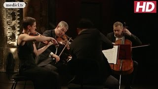 George Onslow - String quartet No. 30 in C Minor, Op. 56 - The Diotima Quartet