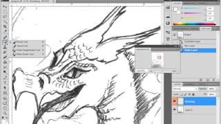 Digital Drawing Demo